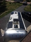 Airstream Solar 600 Watts, 400 AH Li batt, hybrid inverter, battery monitor, 30 amp sub panel